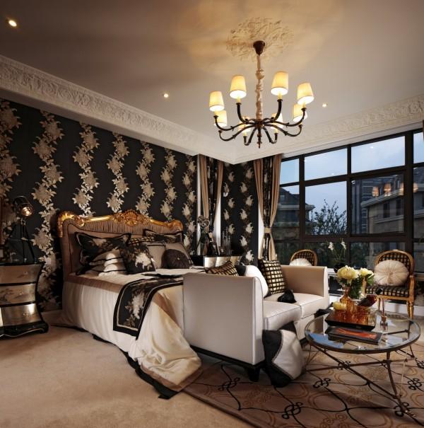 2013欧式主卧室吊顶装修效果图大全装修效果图图片