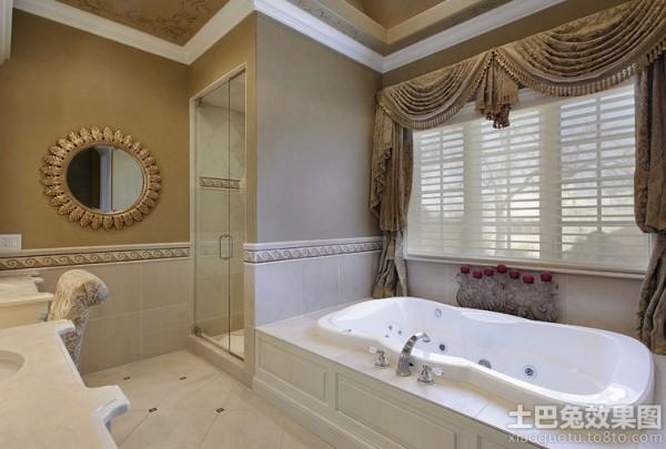 卫生间小浴缸图片2013 (3/9)