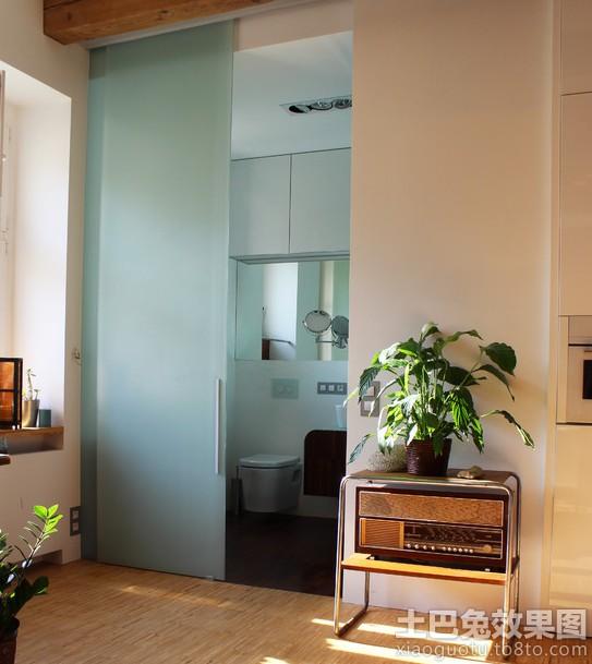 家装厕所推拉门装修效果图装修效果图_第7张 - 家居