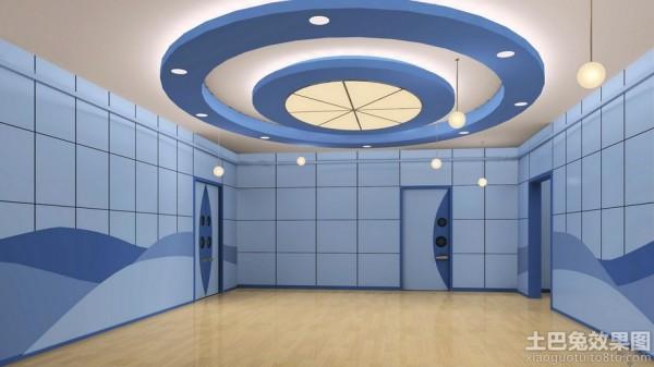 幼儿园教室装修吊顶效果图装修效果图