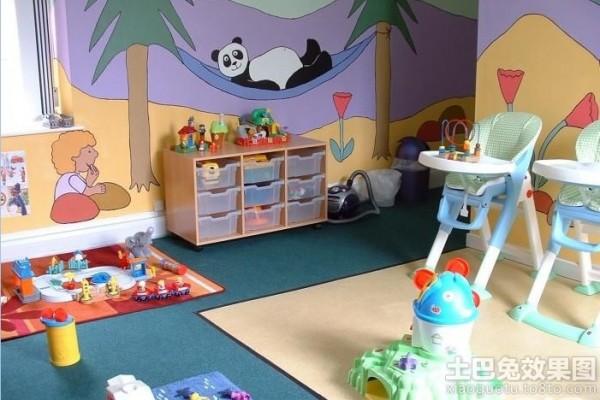 幼儿园主题环境设计图片装修效果图