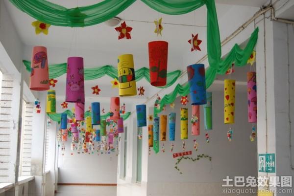 幼儿园环境装饰设计图片装修效果图