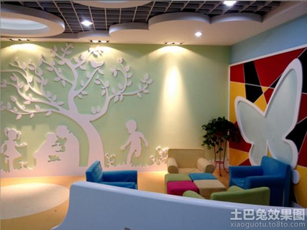 幼儿园主题墙面设计图片欣赏装修效果图