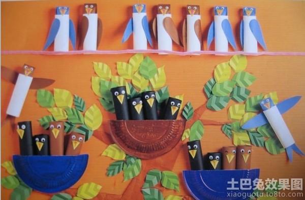 幼儿园主题墙面装饰设计图片欣赏装修效果图