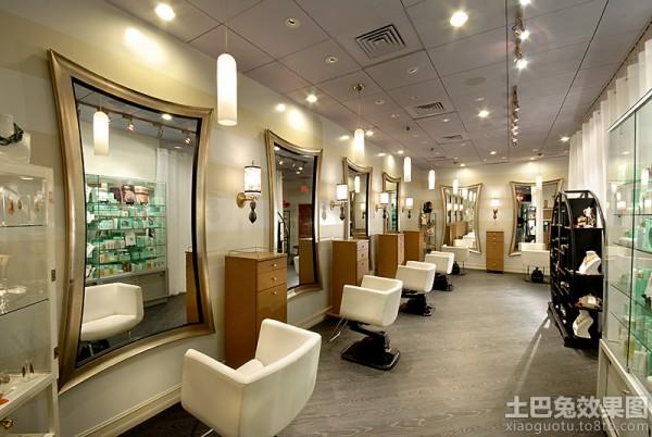 【美容美发店装修图片】美容美发店装修效果图