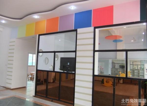 幼儿园窗户装饰图片大全装修效果图
