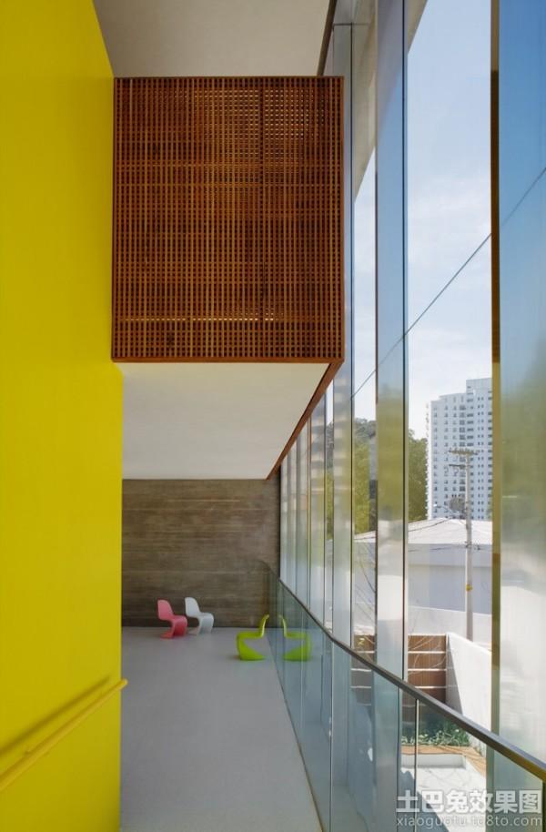 现代幼儿园室内设计装修效果图