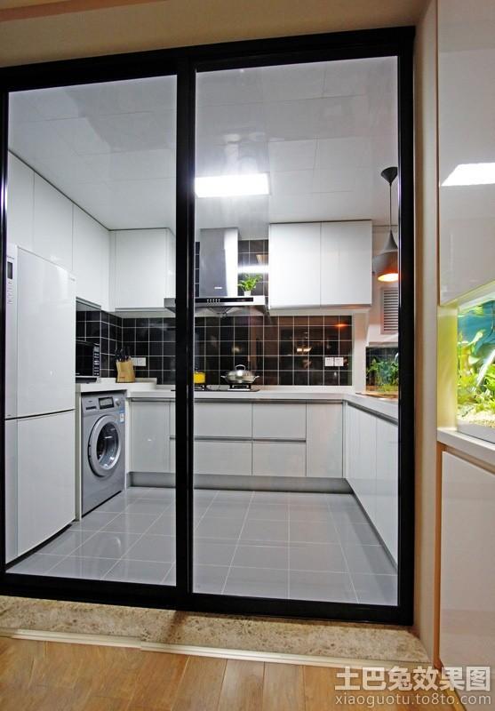 厨房门效果图装修效果图