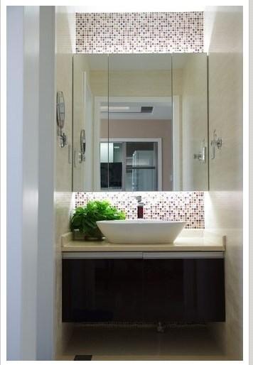 小平米洗手间装修效果图大全2013图片装修效果图