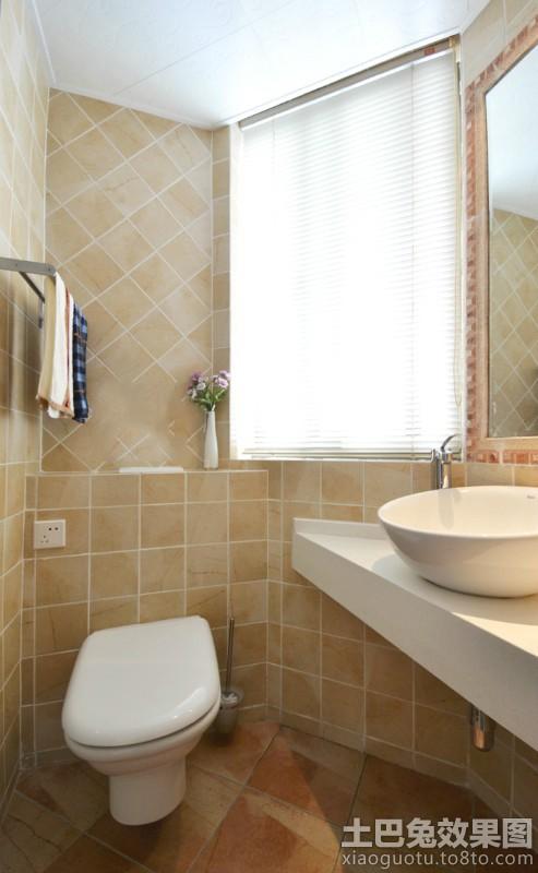 家用卫生间百叶窗图片装修效果图_第11张 - 家居图库