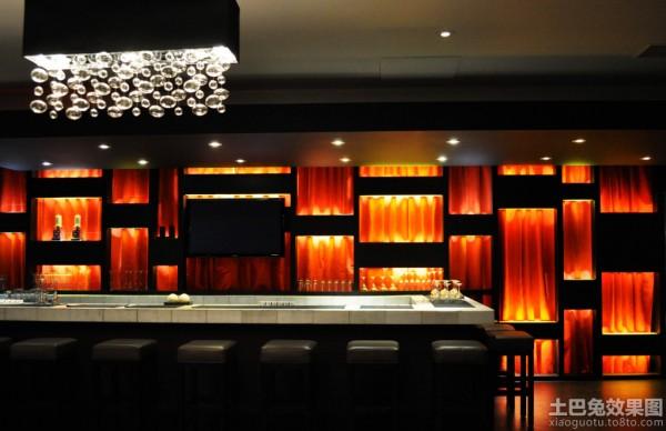 小酒吧吧台设计装修效果图_第1张 - 家居图库 - 九正