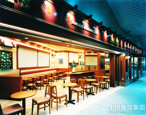 中式快餐厅设计效果图装修效果图_第7张 - 家居图库图片