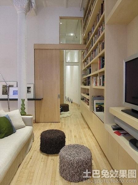 简约二居家庭小客厅家具摆放图片装修效果图