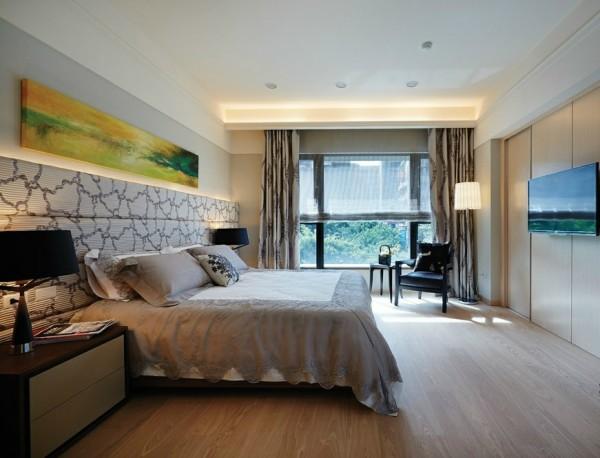 20平米家居大卧室装修图 (2/7)图片