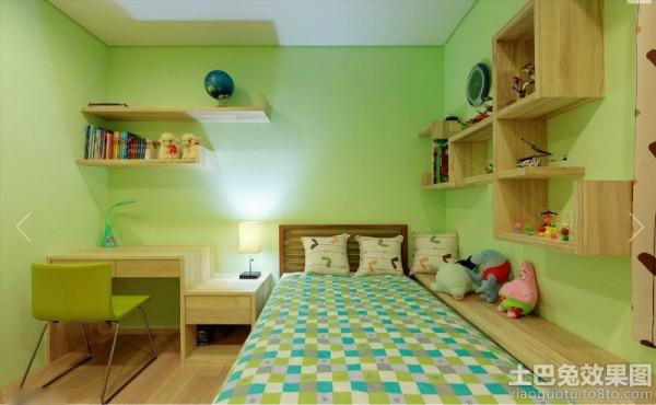 8平米简单儿童房装修装修效果图