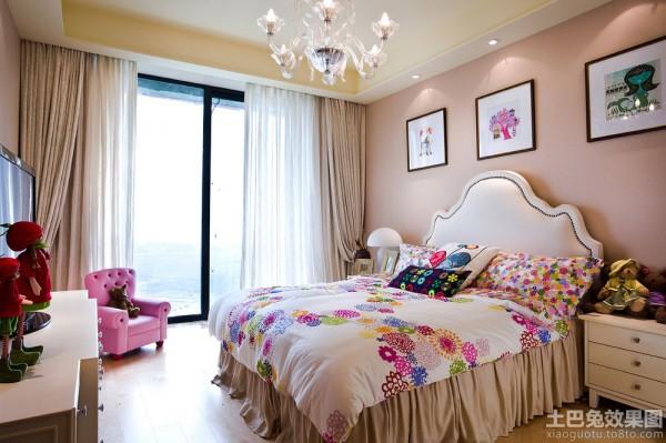 女儿童房间装修风格