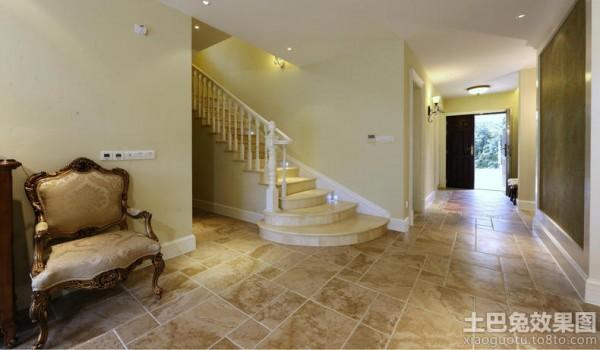 洋房室内地板砖装修图片装修效果图