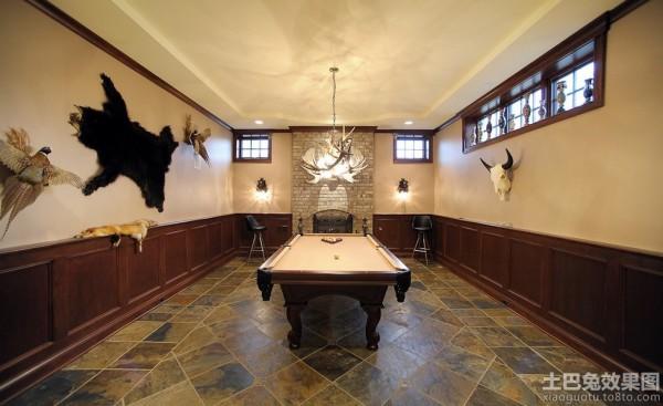 别墅阳台地板砖装修效果图家庭装修网别墅图片2