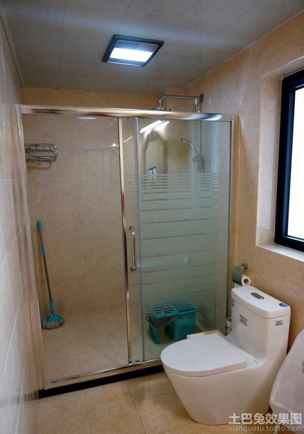 6平米家装卫生间吊顶装修图装修效果图