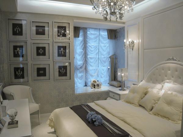 法式风格小卧室装修效果图片欣赏装修效果图