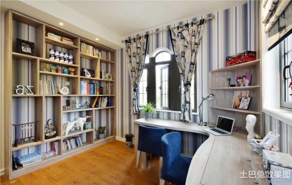 8平米家庭书房图片欣赏装修效果图_第4张 - 家居图库