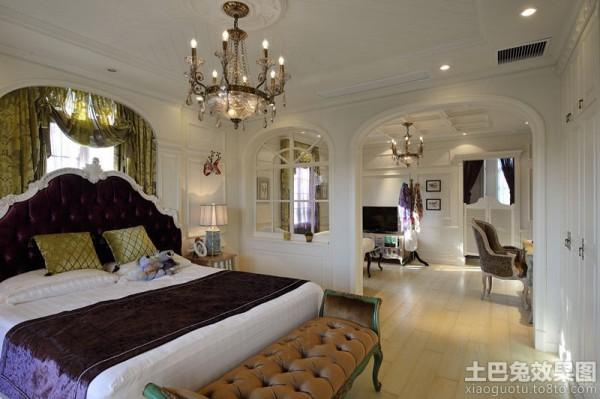 家居图库 欧式复古风格别墅客厅装修图片2014 > 第3张  共 6 张图片