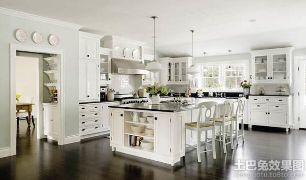 简欧厨房设计图片欣赏装修效果图_第3张 - 家居图库