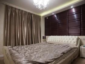 空间床头软包床装修效果图大全2014图片 高清图片