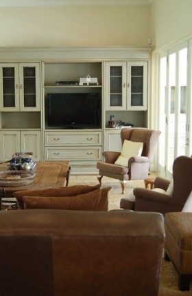 140平米以上装修,富裕型装修,欧式风格,客厅,沙发,电视柜 我喜欢  17