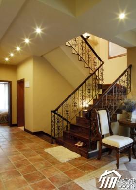 别墅楼梯装修效果图大全2014图片_别墅楼梯装修设计图