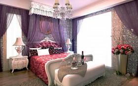 颜色 儿童 房 床头软包 装修效果图 大全 2014 图片 高清图片