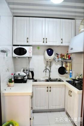 40平米小户型装修效果图厨房
