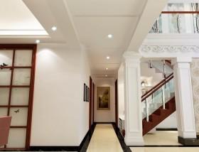 过道吊顶 走廊吊顶装修效果图图片