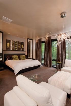 欧式卧室沙发装修效果图大全2012图片