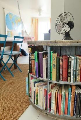 幼儿园创意柜子