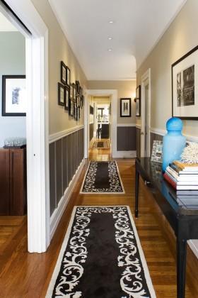 效果图/#欧式风格过道# 室内过道地毯贴图欣赏