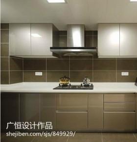 空间橱柜厨房油烟机设计效果图