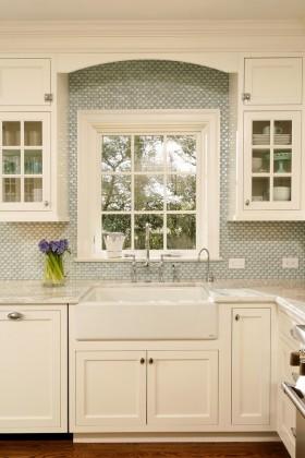 厨房小户型开放式厨房橱柜装修图片