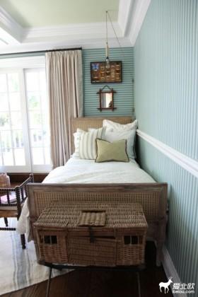 欧式小卧室装修效果图片