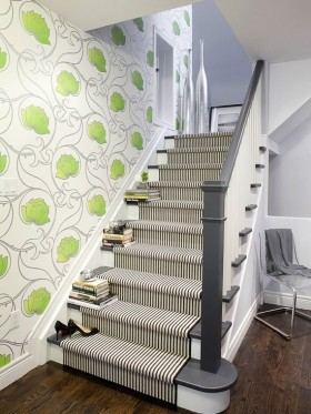 2013小复式楼梯装修效果图