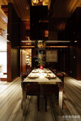 欧式餐厅吊顶造型欣赏
