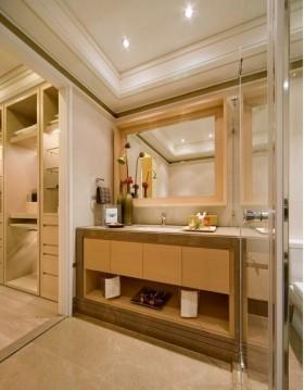 现代小卫生间装修效果图大全