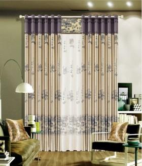 欧式风格窗帘欧式风格窗帘效果图欣赏