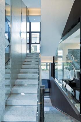 楼梯别墅楼梯效果图
