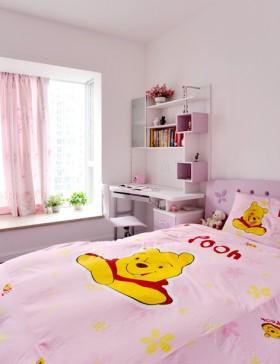 儿童房飘窗儿童房卧室飘窗设计效果图
