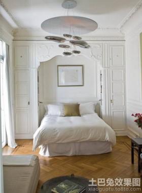 风格欧式风格欧式卧室木地板装修效果图大全