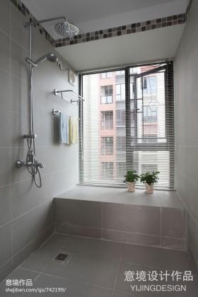 卫生间装修效果图大全2014图片_卫生间装修设计图欣赏