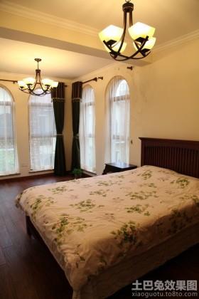 卧室吊顶长方形卧室装修效果图大全2013图片