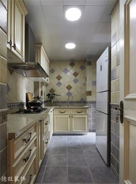 6平米小厨房集成吊顶装修效果图