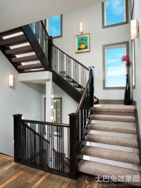 楼梯装修效果图大全2015图片